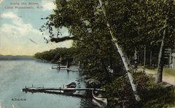 Along the Shore, Lake Massabesic