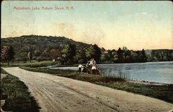 View of Massabesic Lake