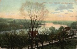View of Merrimac River