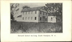 Barnard School Building