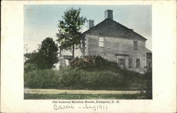 Old General Moulton House