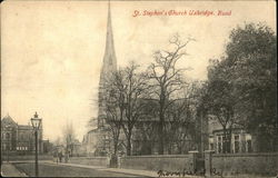 St. Stephen's Church, Uxbridge Road