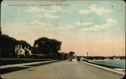 Boulevard from Lynn to Swampscott