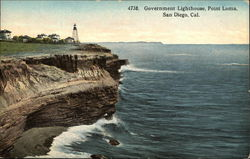 Government Lighthouse, Point Loma
