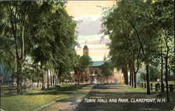 Town Hall and Park