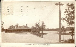 Canoe Club House