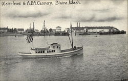 Waterfront & A.P.A. Cannery