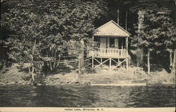 Lodge on Indian Lake