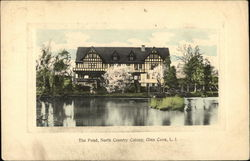 The Pond, North County Colony, Glen Cove