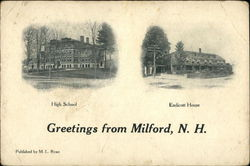 High School, Endicott House