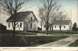 View of Village Schoolhouses