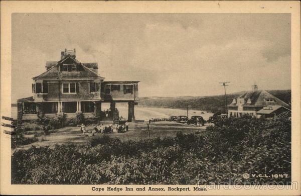 Cape Hedge Inn and Annex