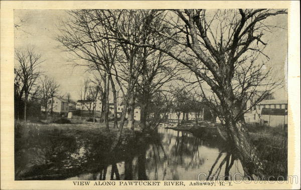 View Along Pawtucket River
