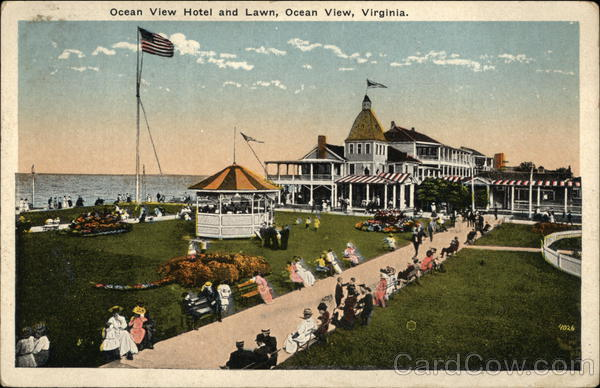 Ocean View Hotel and Lawn Virginia