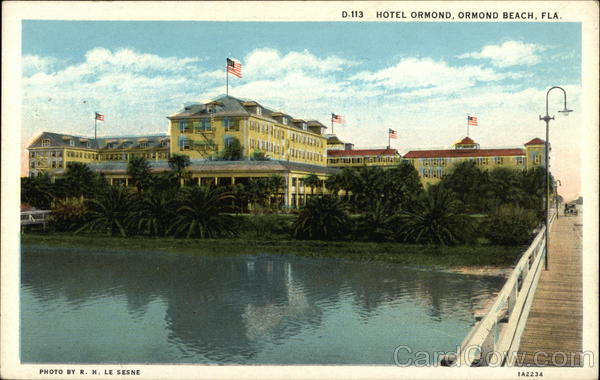 Hotel Ormond Ormond Beach Florida