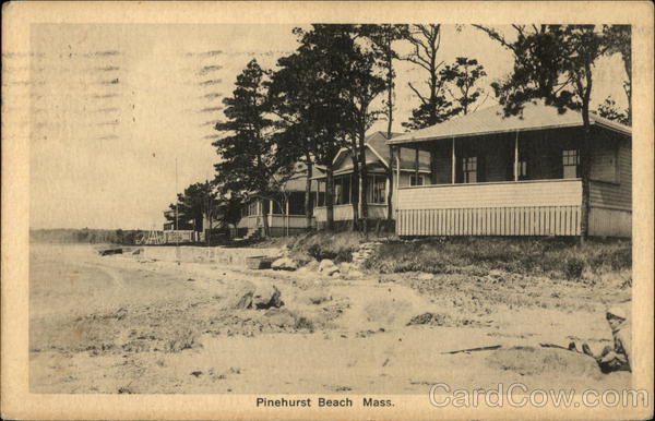 Pinehurst Beach Wareham Massachusetts