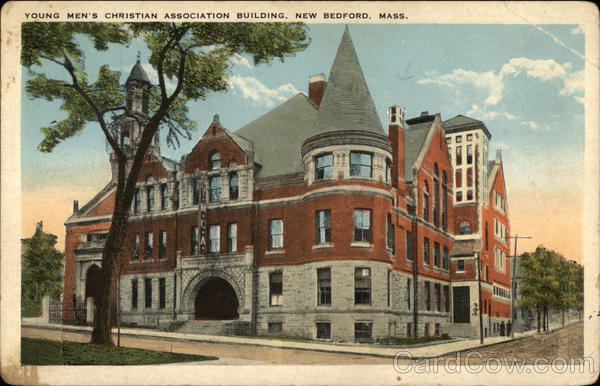 Young Men's Christian Association Building New Bedford Massachusetts