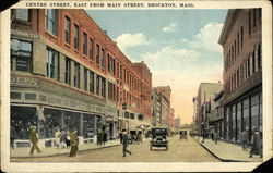 Centre Street, East from Main Street