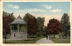 Whitman Park - Bandstand