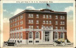 Army and Navy YMCA