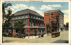Southern Club Athletic Club and YMCA