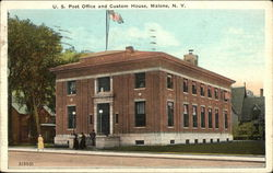 U.S. Post Office and Custom House