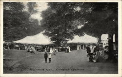 Auditorium Tent Postcard