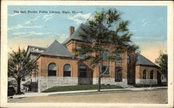 The Gail Borden Library
