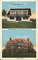 Mooseheart - South Loyalty Hall and High School