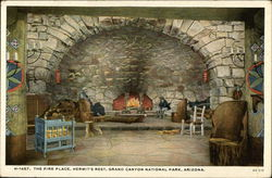 The Fireplace, Hermit's Rest