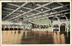 Interior Casino, Rhodes-on-the-Pawtuxet