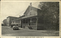 Alden Mineral Baths and Hotel
