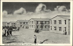 Depot Brigade Barracks