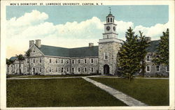 Men's Dormitory, St. Lawrence University