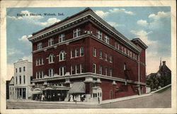 Eagle's Theatre Postcard