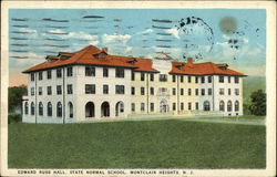 State Normal School - Edward Russ Hall