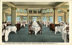 The Dining Room, The Mount Washington, Bretton Woods