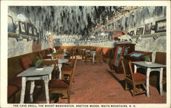 The Mount Washington - The Cave Grill