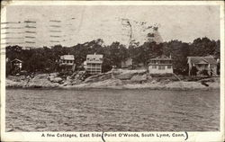 Cottages, East Side, Point O' Woods