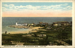 Annisquam Light and Cottages