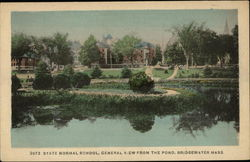 State Normal School, General View From the Pond