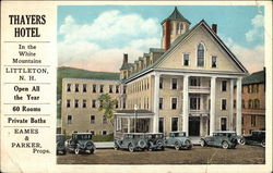 Thayers Hotel, In the White Mountains