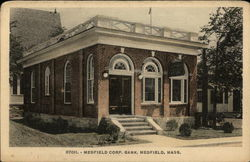 Medfield Corp. Bank