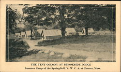 The Tent Colony at Brookside Lodge