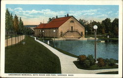 Greenwood Memorial Bath House and Pool