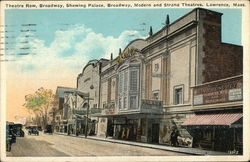 Theatre Row, Broadway