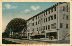 Noyes Building showing Drake School