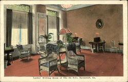 Ladies' Writing Room of The De Soto