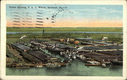 Cotton Shipping, S.A.L. Wharfs