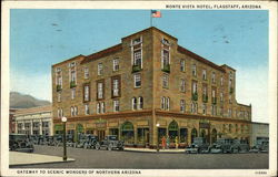 Monte Vista Hotel - Gateway to Scenic Wonders of Northern Arizona